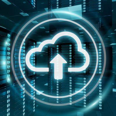 cloud blue Icon - MS Cloud IT Pro Podcast