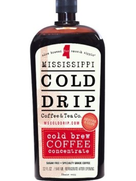 Cold Brew Coffee Concentrate: 32-ounce bottle