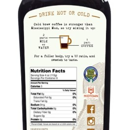 """Cold Drip Coffee Concentrate """"Mississippi Turtle"""" 32-Ounce"""