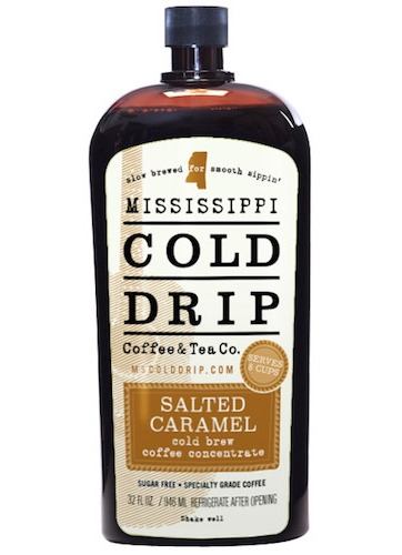 Cold Drip Coffee - Salted Caramel