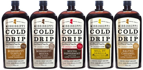 Mississippi Cold Drip Flavors