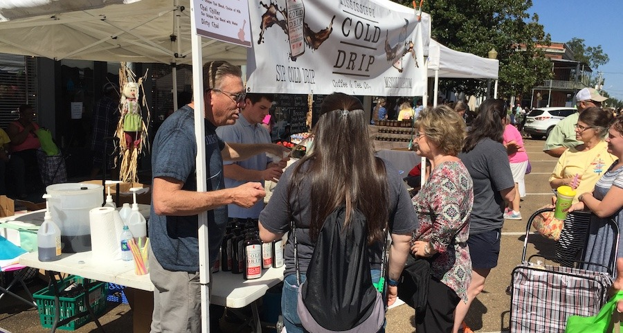 Join Mississippi Cold Drip Coffee at Cathead Jam!