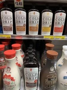 Mocha Peppermint - Corner Market - Hattiesburg - Mississippi Cold Drip