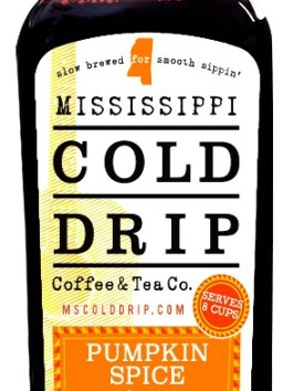 "Cold Drip Coffee Concentrate ""Pumpkin Spice"" 32-Ounce"