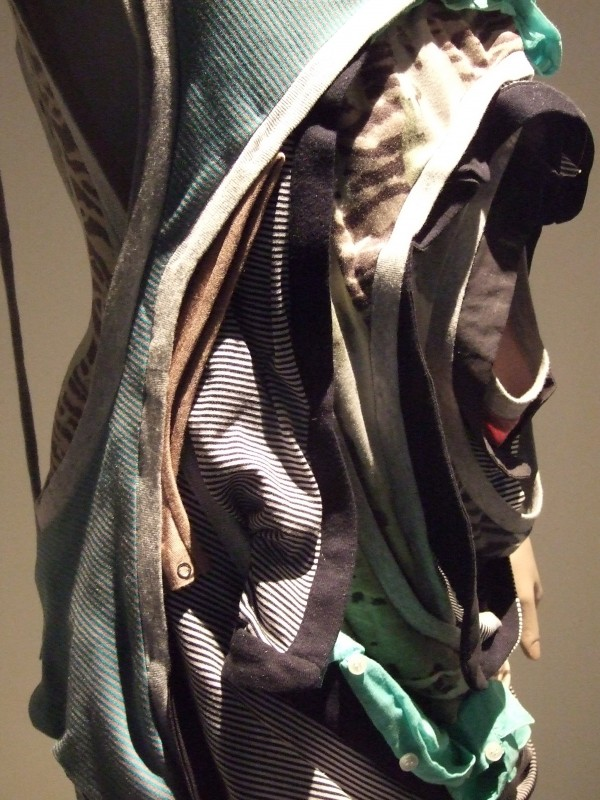 Torso Layers - Hussein Chalayan at the Design Museum
