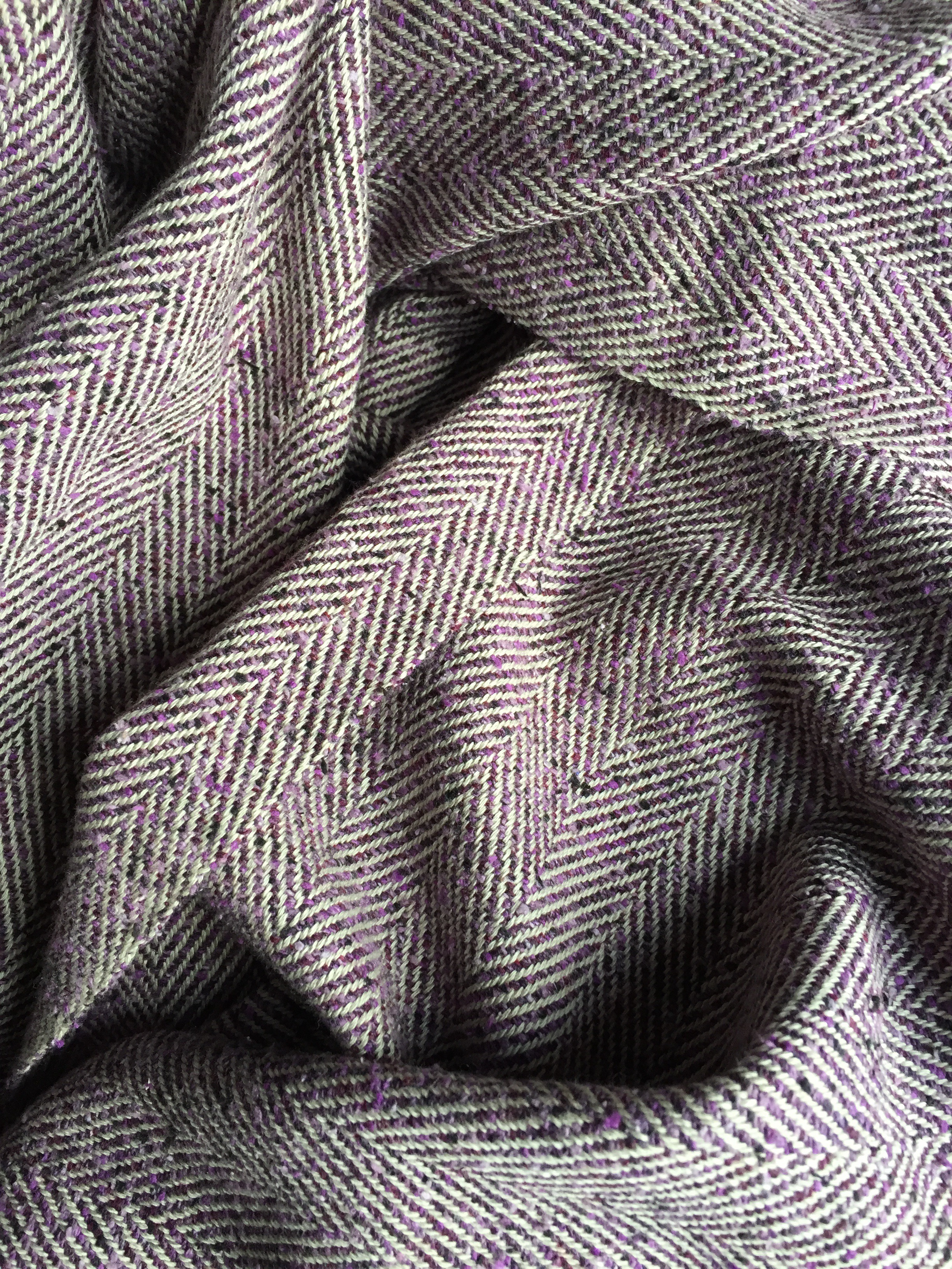 hackney herringbone heather