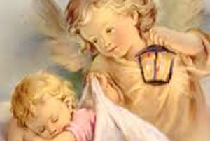 Znaczenie snu anioł