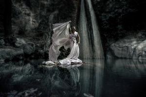 Znaczenie snu nimfa wodna