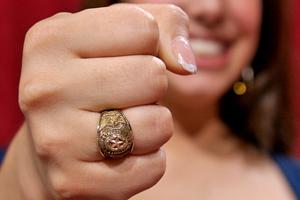 Znaczenie snu pierścień