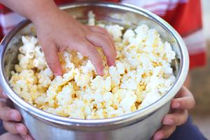 Znaczenie snu popcorn