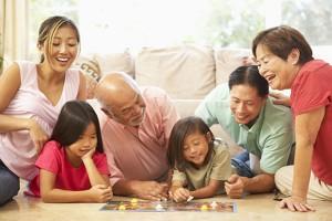 Znaczenie snu rodzina