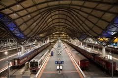Znaczenie snu stacja kolejowa