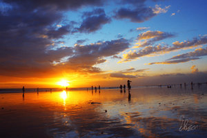 Znaczenie snu zachód słońca