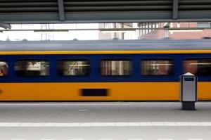 Sen o spóźnieniu się na pociąg