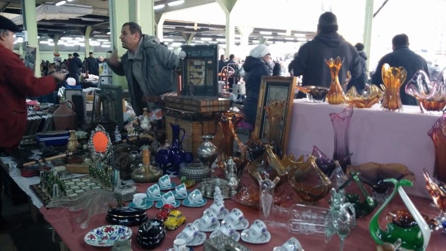 Pazardaki sonu gelmeyen pazarlıklara bir örnek.