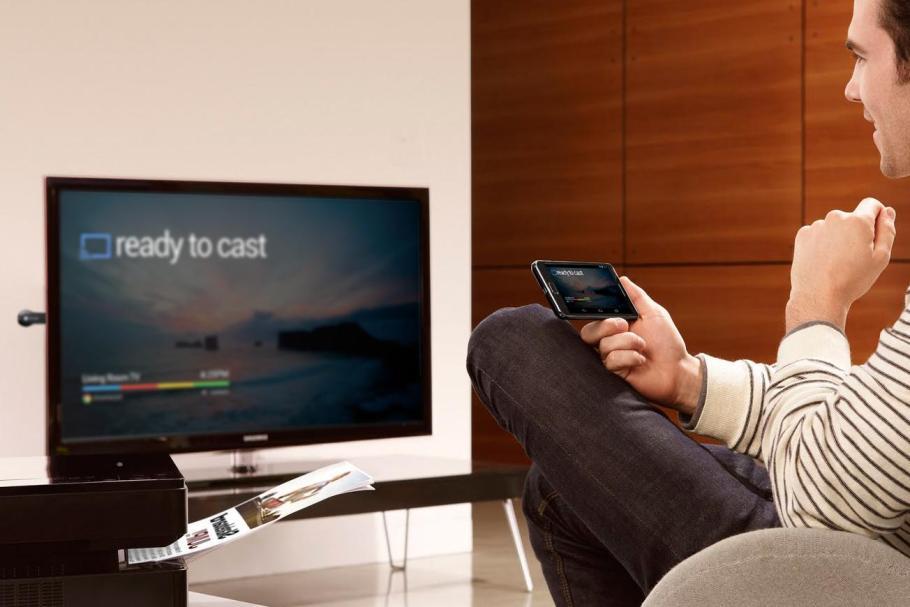 chromecast-living-room-tv