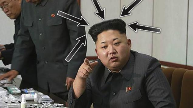 Kim Jong-un Reyiz.