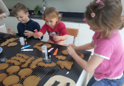 Ginger Cookie Recipe