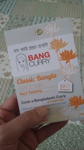Bang Curry spice mix