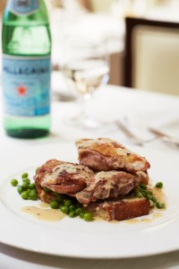 Guinea Fowl recipe by Theo Randall
