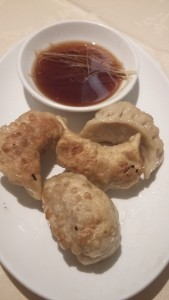 Dipping dumplings