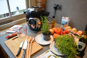 Carry On Casserole - a vegetarian delight ready to make it's debut