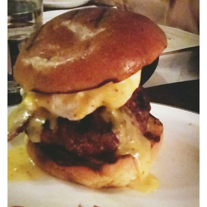 Benedict Arnold? Nott here it's the Benedict Burger