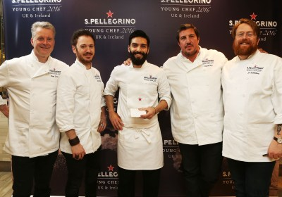 S.Pellegrino UK And Ireland Young Chef Final