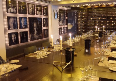 Andaz Hotel Private Dining