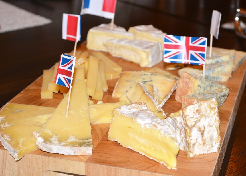 France England Cheese