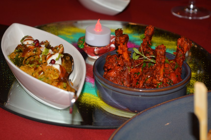 Chilli Wings Daawat Strand Palace Hotel