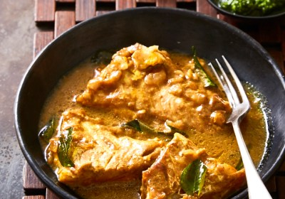 Hot and Sour Fish Curry Recipe