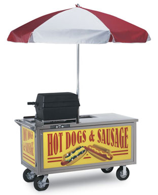 Valuing Small Businesses   Mark S  Gottlieb Hot Dog Cart