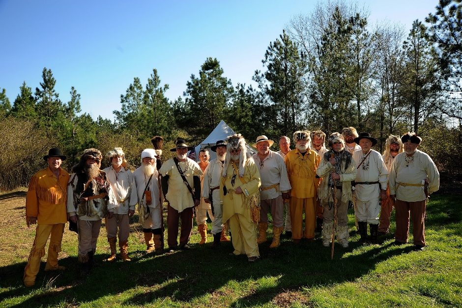 7th Annual Mountain Man Rendezvous - The Grand Lodge of