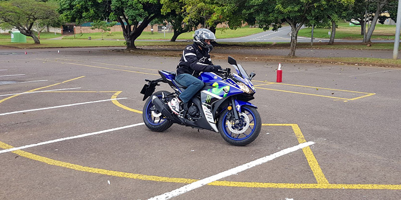 K53 Motorcycle License Test In South Africa