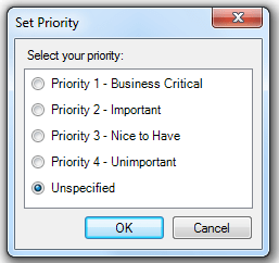 Priority Lists