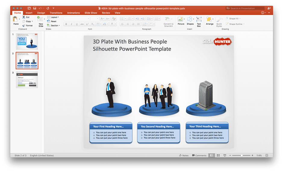 Download free professional powerpoint templates at slidehunter business powerpoint templates friedricerecipe Gallery