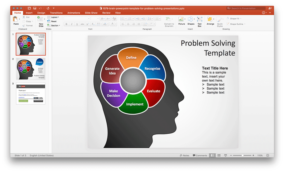 download free professional powerpoint templates at slidehunter
