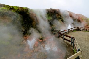 Thermal Springs in Iceland