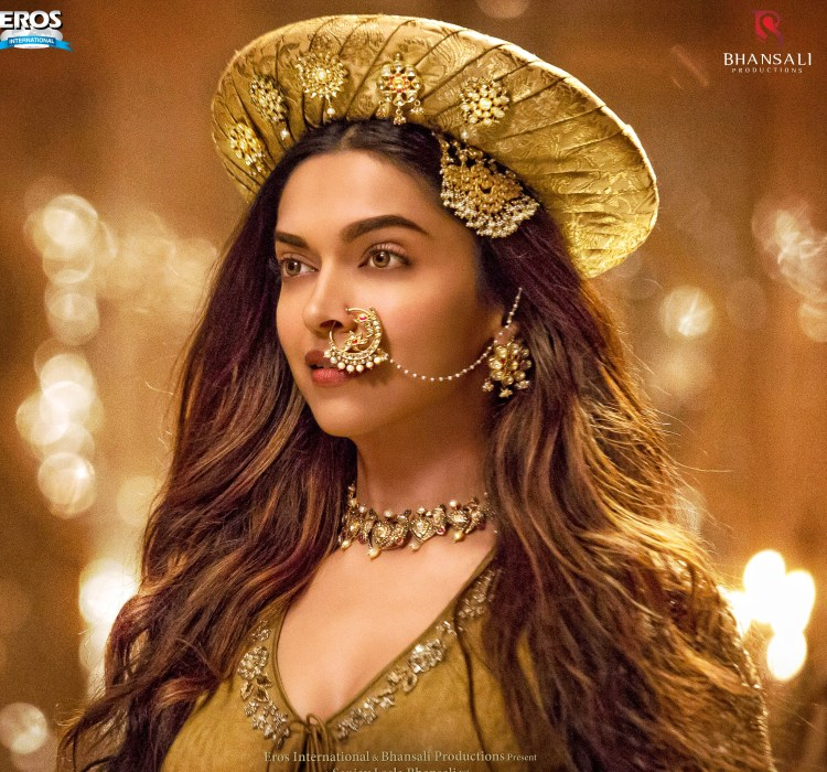 Deepika Padukone's jewels from Bajirao Mastani