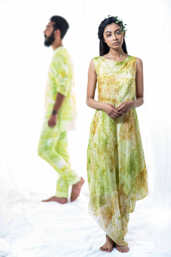 Bohurupi's S/S 16 womenswear