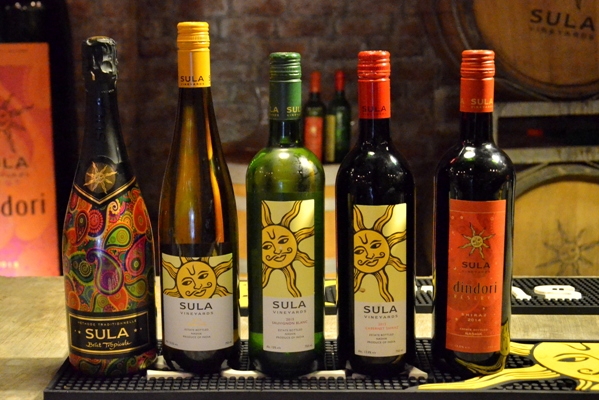 Wines launched by Sula this season
