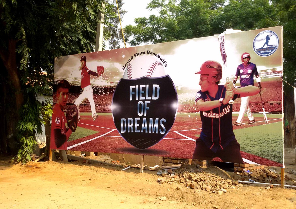 India's First Grand Slam Baseball Club is Ready To Turn Dreams Into Reality