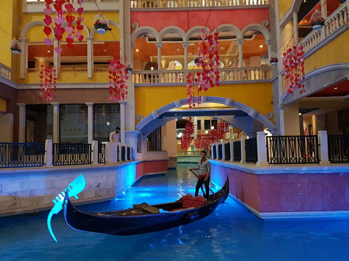 India's First Venetian-Themed Mall is Open in NCR – Here's Why You Should Visit It ASAP