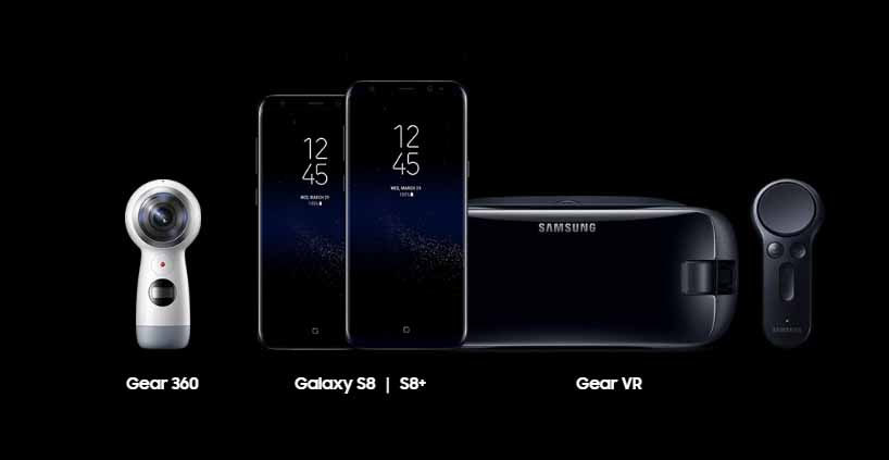 Unveiling of Galaxy S8 and Galaxy S8+: Samsung's Next Big Thing