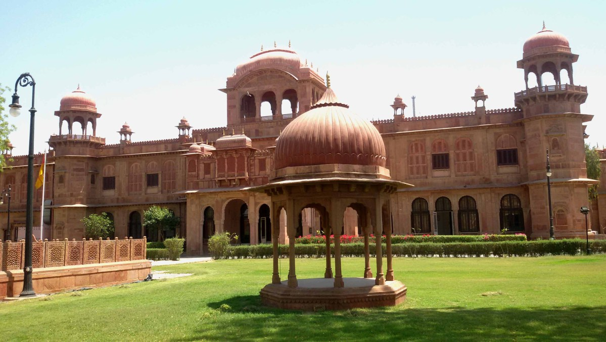 Royal Hospitality at The Lallgarh Palace, Bikaner
