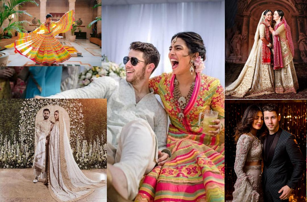 All the dope on celebrity wardrobe: Priyanka Chopra, Deepika Padukone and Isha Ambani wedding outfits