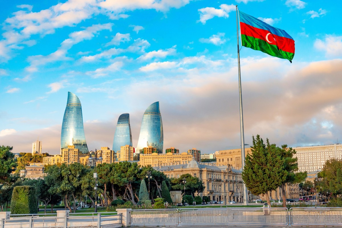 Treat yourself to a trip to Azerbaijan