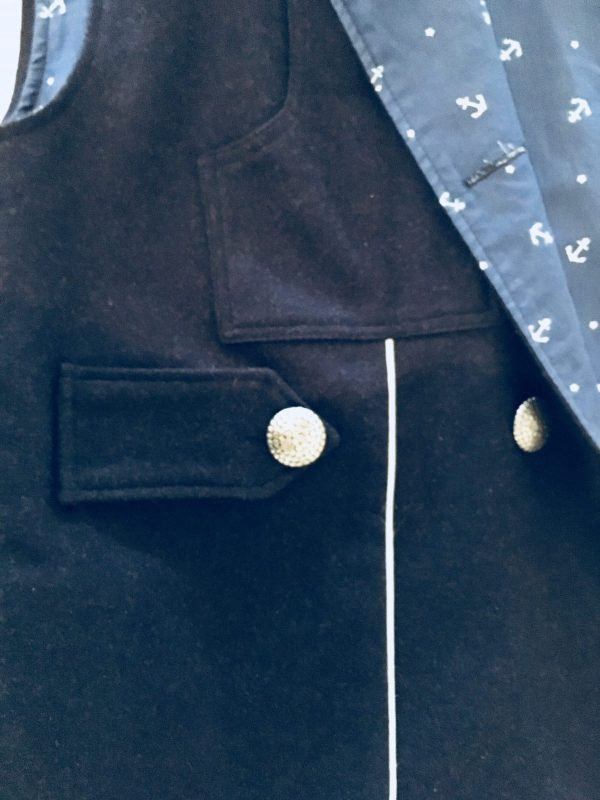buttons antique look