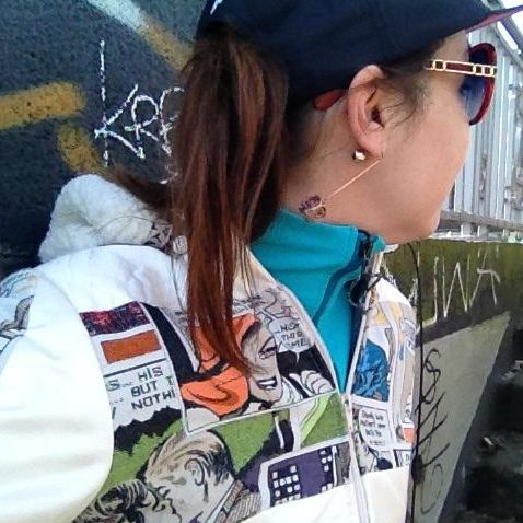 mskyh moto jacket in hamburg